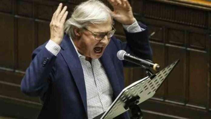 Sonetti capitolini: a Vittorio Sgarbi candidato sindaco