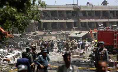 Afghanistan: razzi sul mercato di Sangin, almeno 23 morti.