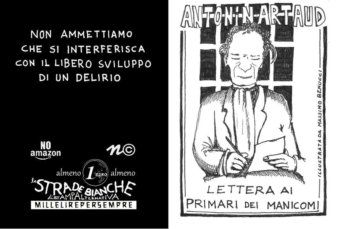 Antonin Artaud, Lettera ai primari dei manicomi