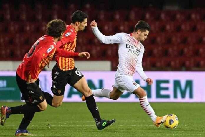 Benevento-Milan 0-2, il pagellone di Lobanovsky