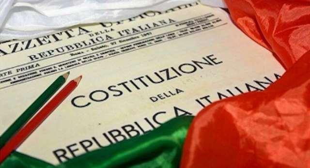 La Costituzione Italiana, il PIL e la felicità