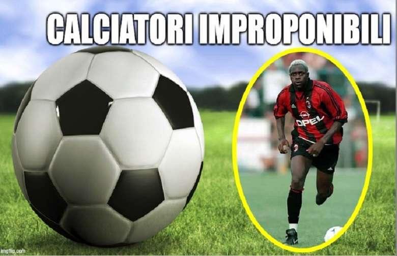 Calciatori improponibili: Ibrahim Ba