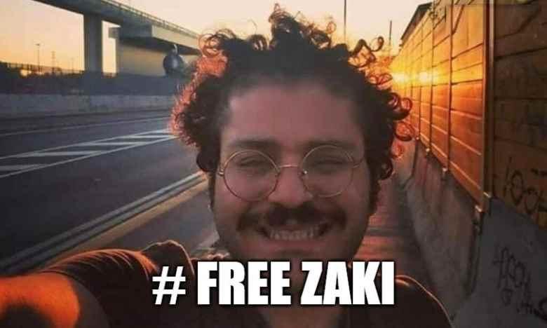 Egitto, Zaki in carcere altri 45 giorni, l'Italia sta a guardare