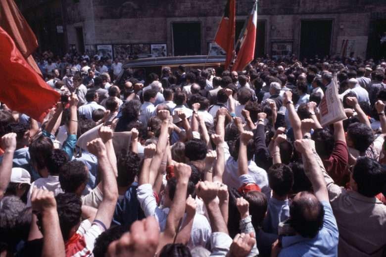 13 giugno1984: i funerali di Berlinguer e della nostra ingenuità
