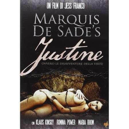 il cinema di albano e romina, Justine
