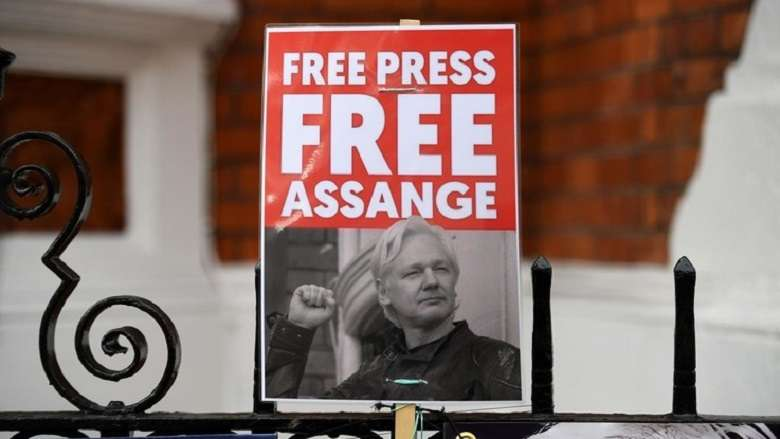 Rompiamo il silenzio su Julian Assange