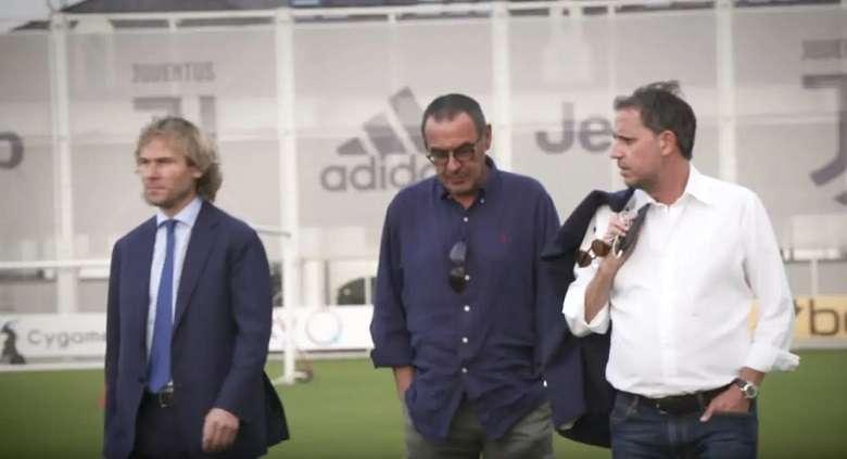 Game over Juventus: addio a Sarri. E Nedved e Paratici?
