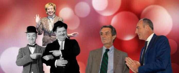 La fine del cinema muto: Fontana e Gallera si separano