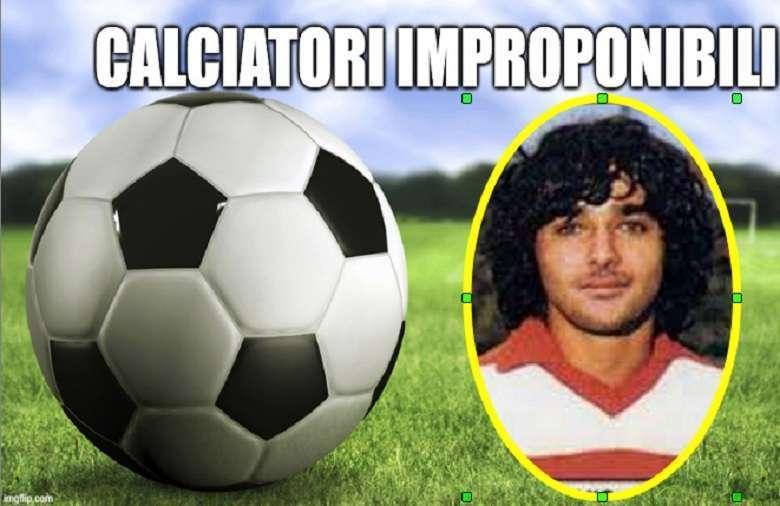 Calciatori improponibili: Luis SCalciatori improponibili: Luis Silvio Danuelloilvio Danuello
