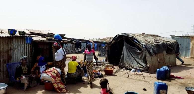 La Comunità Internazionale scarica i migranti in Burkina faso