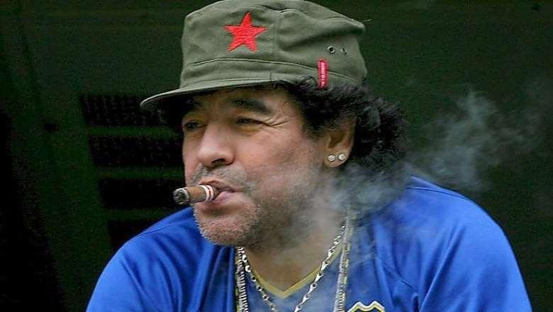 Maradona non era calcio, Maradona era magia