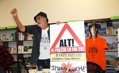 Marcello Baraghini e il suo festival per le libertà del futuro