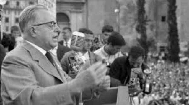 Palmiro Togliatti: riflessioni su comunismo e riformismo
