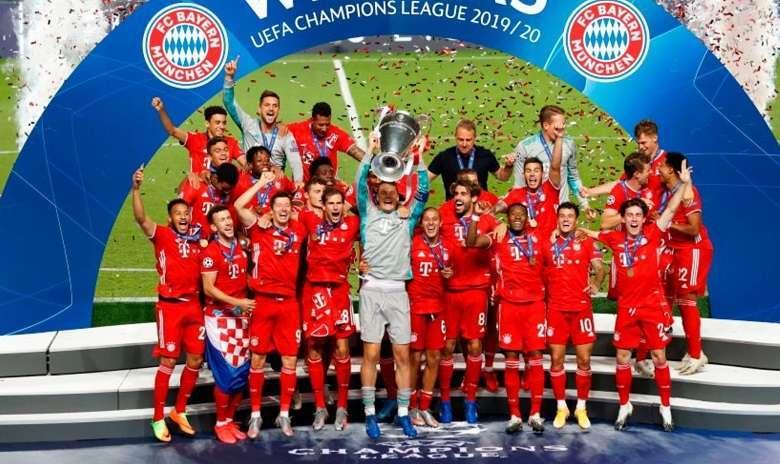 Il colonnello Lobanovsky: PSG-Bayern, il Pagellone