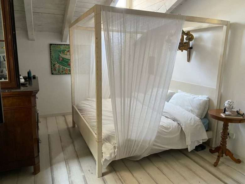 Psiche e Design - Casa sui Navigli, Camera da letto