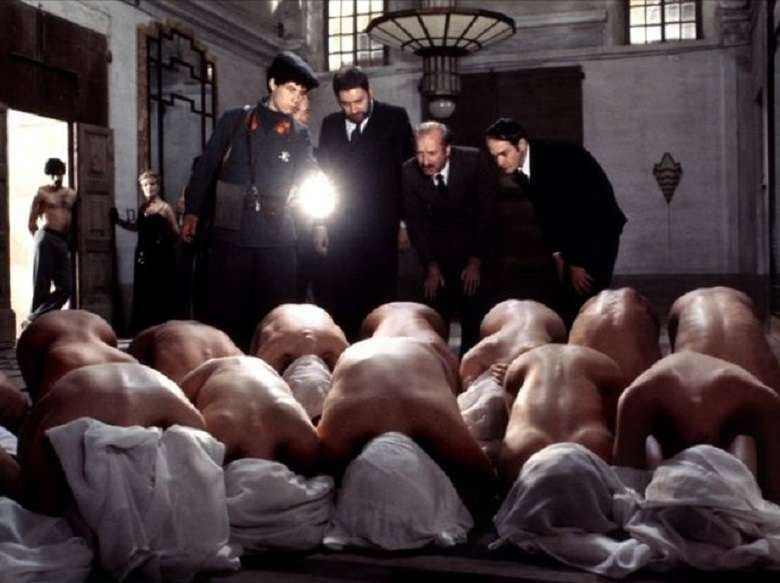 Il modello Piacenza, violenza e sessualità: è l'eterna Salò pasoliniana.
