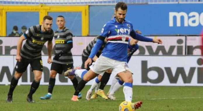 Sampdoria-Inter 2-1, il Pagellone di Lobanovsky