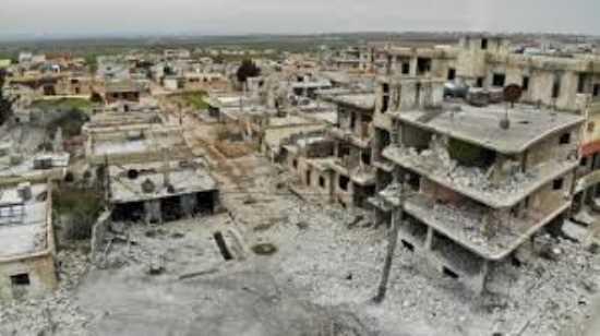 """l'ultimo """"regalo"""" di Trump: sanzioni unilaterali alla Siria"""