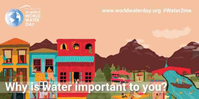 Il world water day 2021 per una...green life a portata di tutti